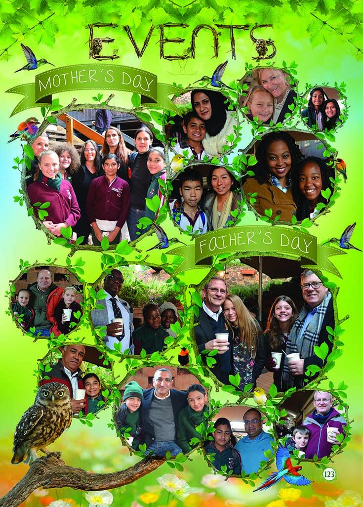 Yearbook Theme: Ecosystem - Events (birds)