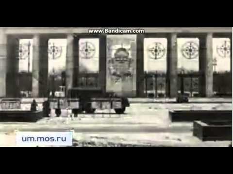 Парадный вход реставрирован в парке им. Горького в г.Москве