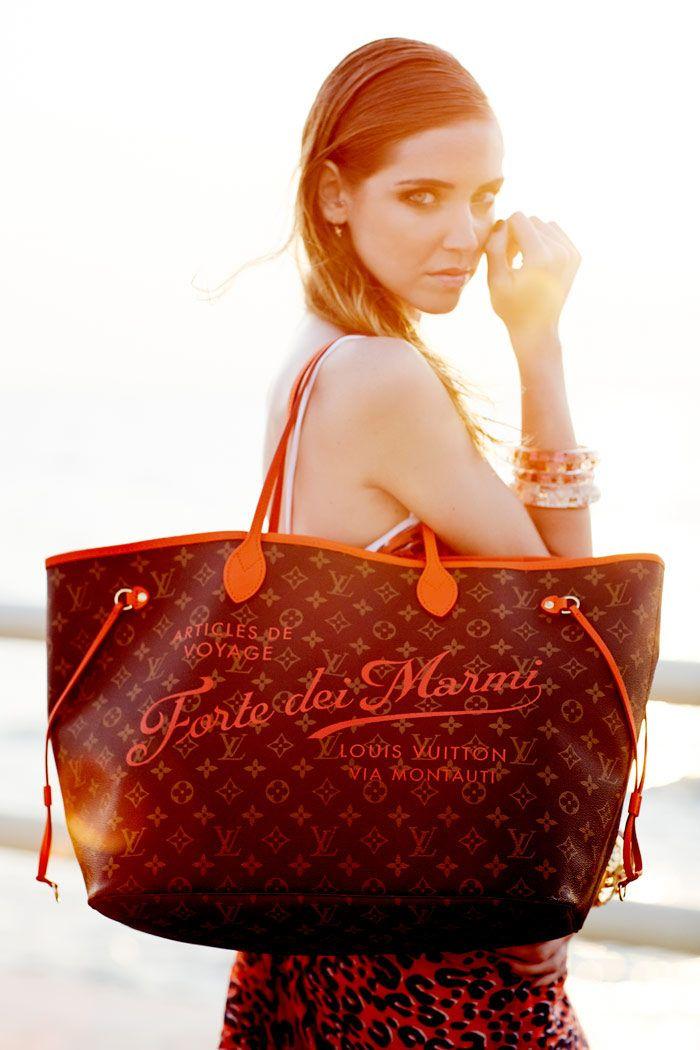 Louis Vuitton Never Full Of Forte Dei Marmi