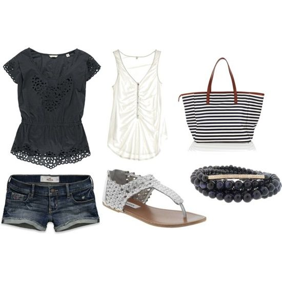 Cute Simple Summer Outfits   www.pixshark.com - Images Galleries With A Bite!