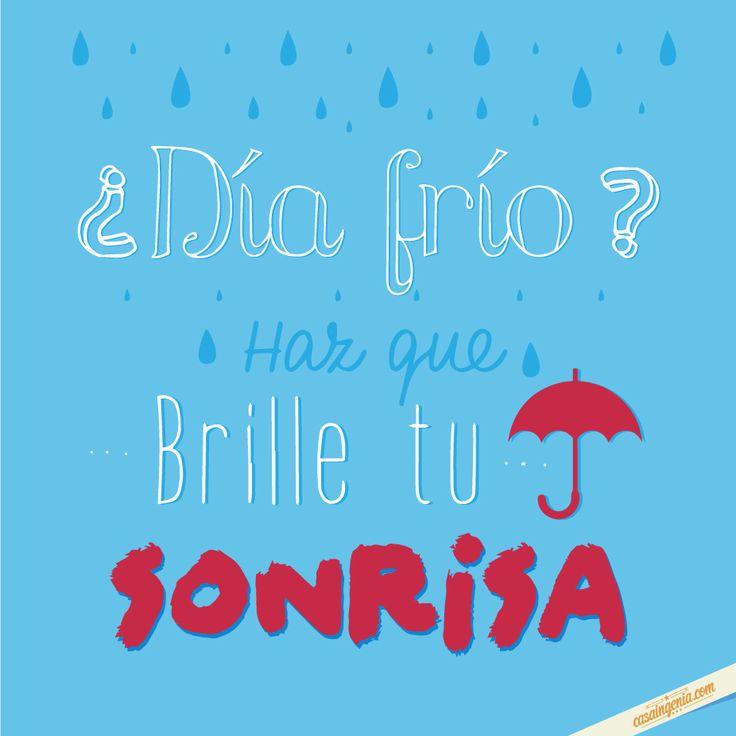 Si el sol no brilla, dale una manito a tu día en este #Lunesdebuenaenergía!