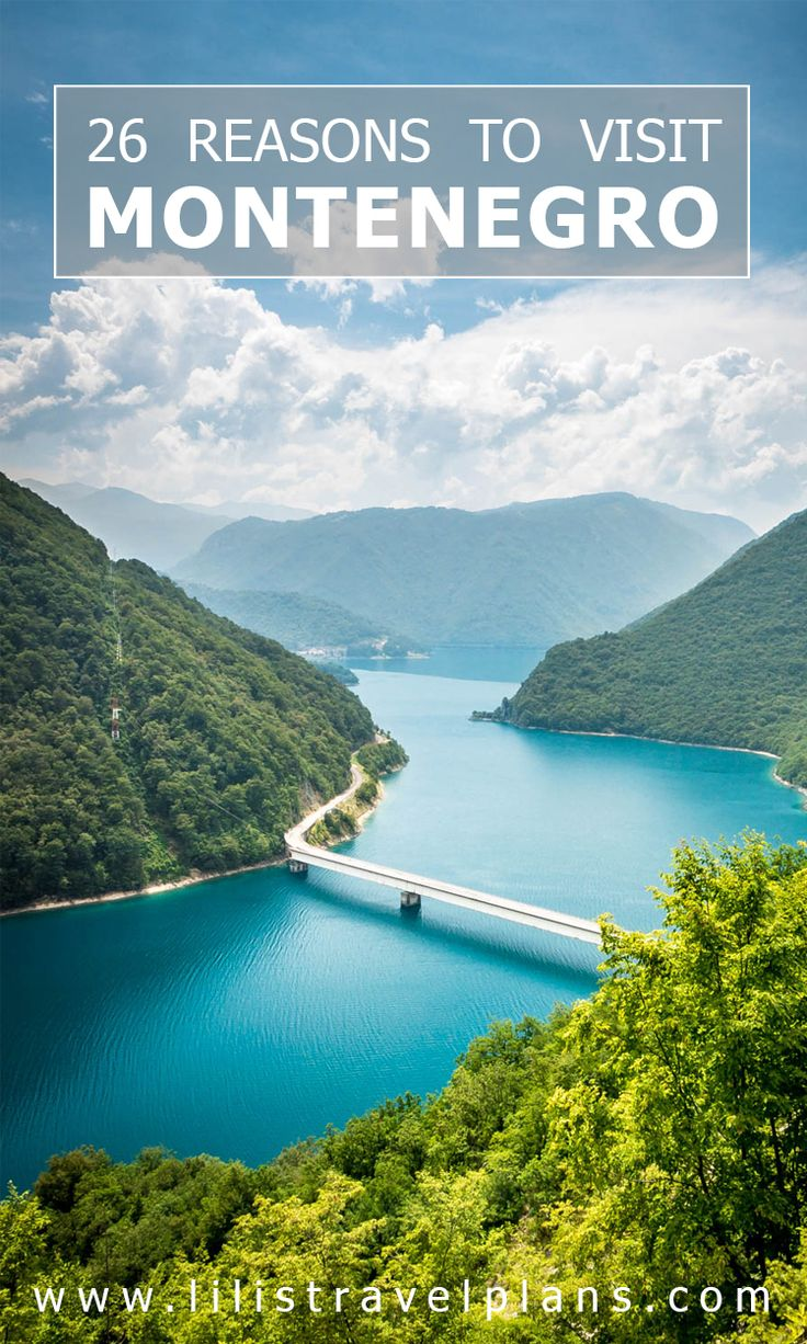 The best things to do on a road trip through Montenegro
