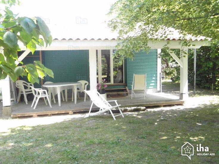 En alquiler Lège-Cap-Ferret Francia Casa de Madera, descubrir 'Casa de Madera' Alquiler de vacaciones de 2 a 4 persona N°35452 IHA : Parqueo, 1 habitación