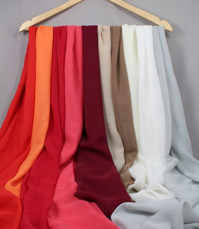 chiffon sewing tips / could be used for all lightweight fabric