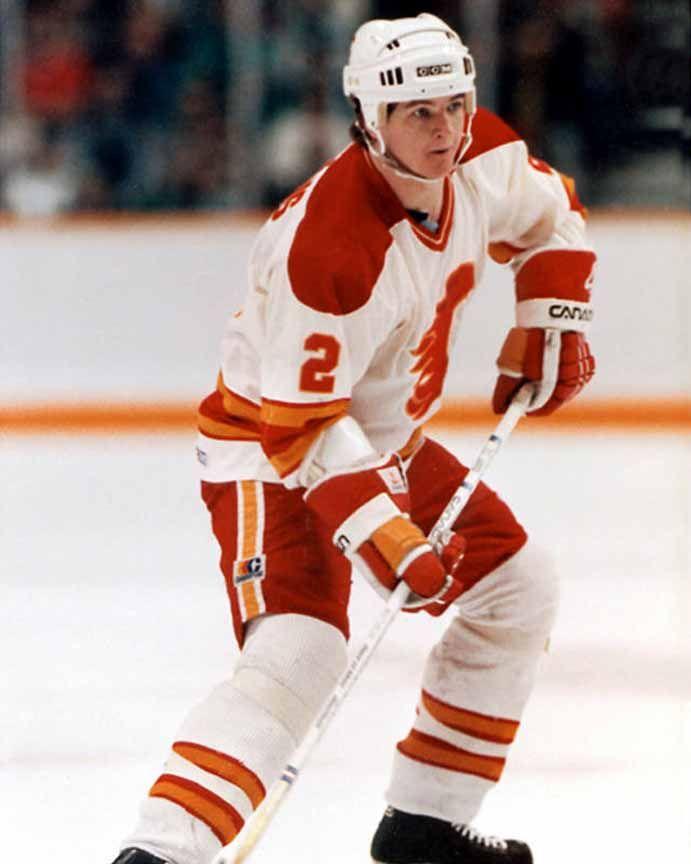 Al MacInnis - Calgary Flames