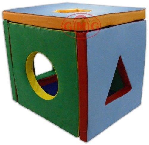 "Zestaw kształtek – ""Kostka geometryczna""-11 szt"