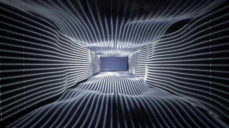 CGじゃない!ロンドンの地下に作られたプロジェクションマッピング部屋がすごい!!