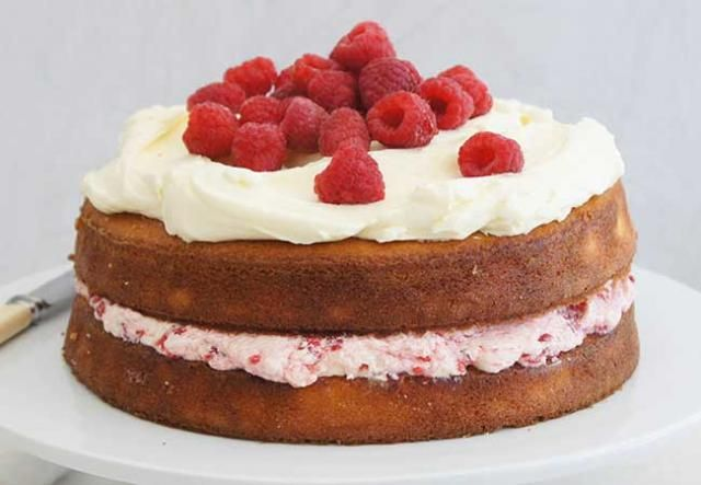 This recipe was passed onto me by my cake decorator friend, Anne. It is one of my very favourite cakes and so easy to make.