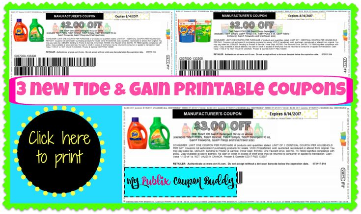 3 off tide printable coupon 2017 with images