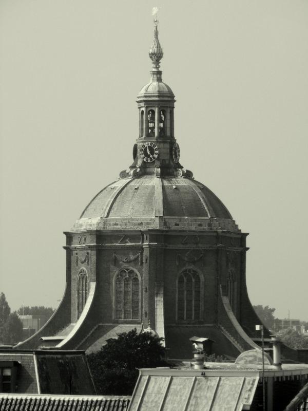Church, Leiden, the Netherlands