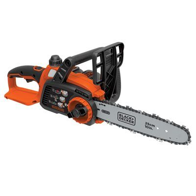 Black & Decker LCS1020 20-Volt MAX* 10-in Cordless Electric Chainsaw