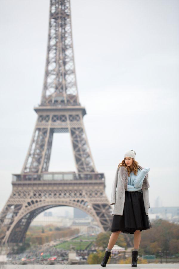 Les souvenirs de Paris