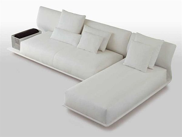 Walk in/dressing room day bed  Modular Night&Day; Molteni & C sofa