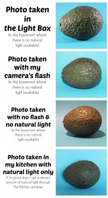 How To Build a Beginners Small Lightbox for Food Photography  |  The Best Blog Recipes