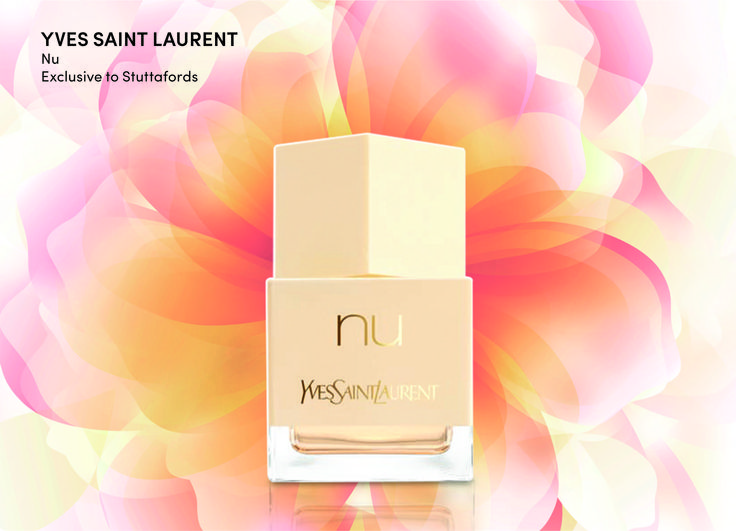 It's chilly outside but we're warm at Stuttafords with the Oriental spicy fragrance of Nu from Yves Saint Laurent!