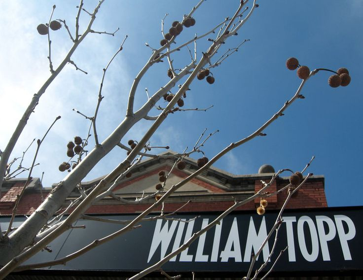 William Topp - best vintage style toys