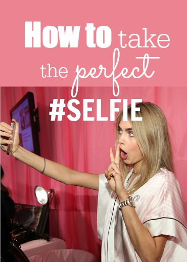 How to take the perfect #selfie #photography #lol