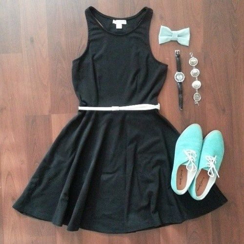 Dressy outfit Teen fashion