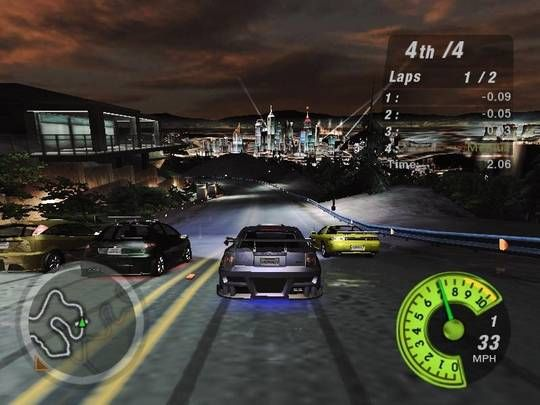 Need for Speed Underground 2 Video Game Preview