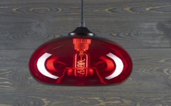 Altavola :: Lampa Wisząca London Loft no.3 Red
