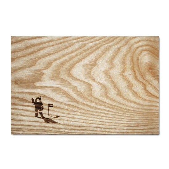 Astronaut chopping board