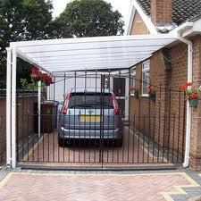 roller door carport - Google Search