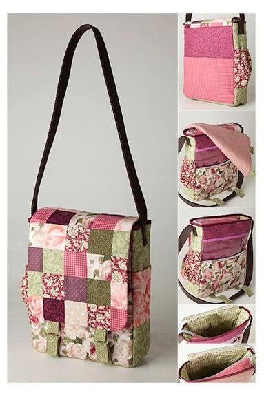 Messenger ou bolsa carteiro! | A School Bag agora tem uma no… | Flickr