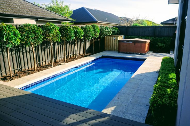 Custom Made Swimming Pool by  Christchurch Pool Builders, Mayfair Pools Canterbury