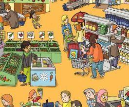 Supermarkt - Praatplaat / Netwijs.nl - Maakt je wereldwijs