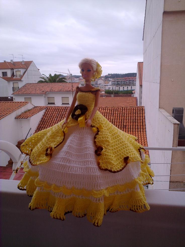 ...desde el balcón...
