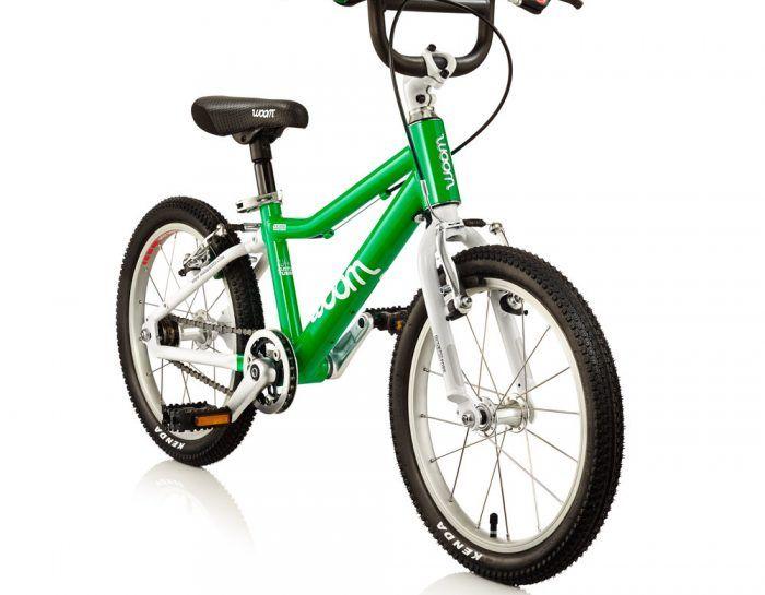 Woom 3 - Vélo enfant 16 pouces fille / garçon