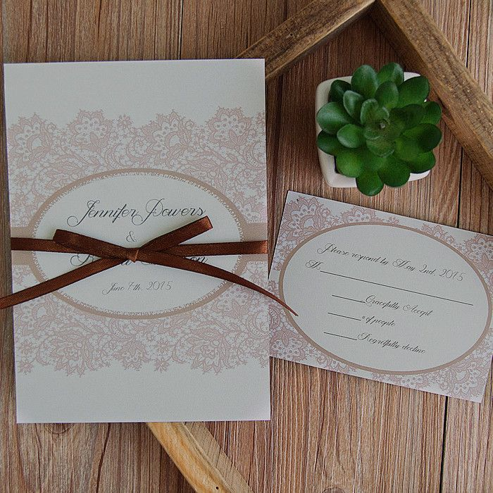 Cheap Rustic Wedding Invitation Kits: 372 Best Images About Wedding Invitations On Pinterest