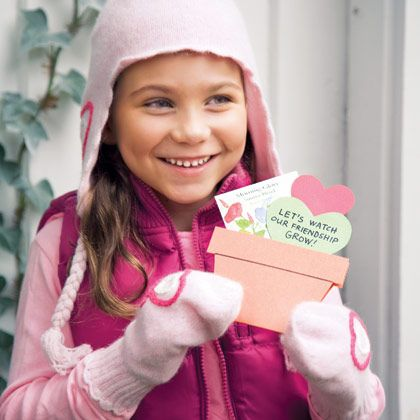 Lots of cute ideas for homemade Valentines!