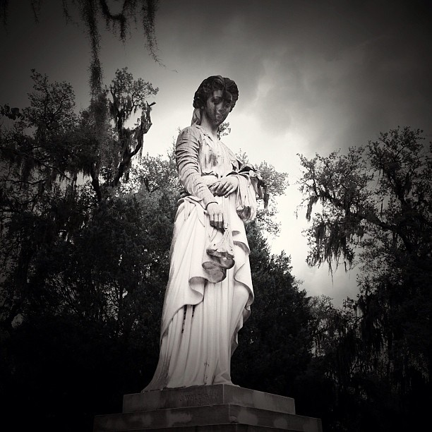 Beauty from Bonaventure Cemetery