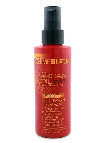 Luxe Beauty Supply - Creme of Nature Argan Oil Perfect 7 Leave-In Treatment - 4.23 oz (http://www.lhboutique.com/creme-of-nature-argan-oil-perfect-7-leave-in-treatment-4-23-oz/) #LuxeBeautySupply, #Eden