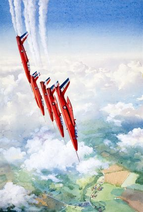 The Red Arrows - Danger Men