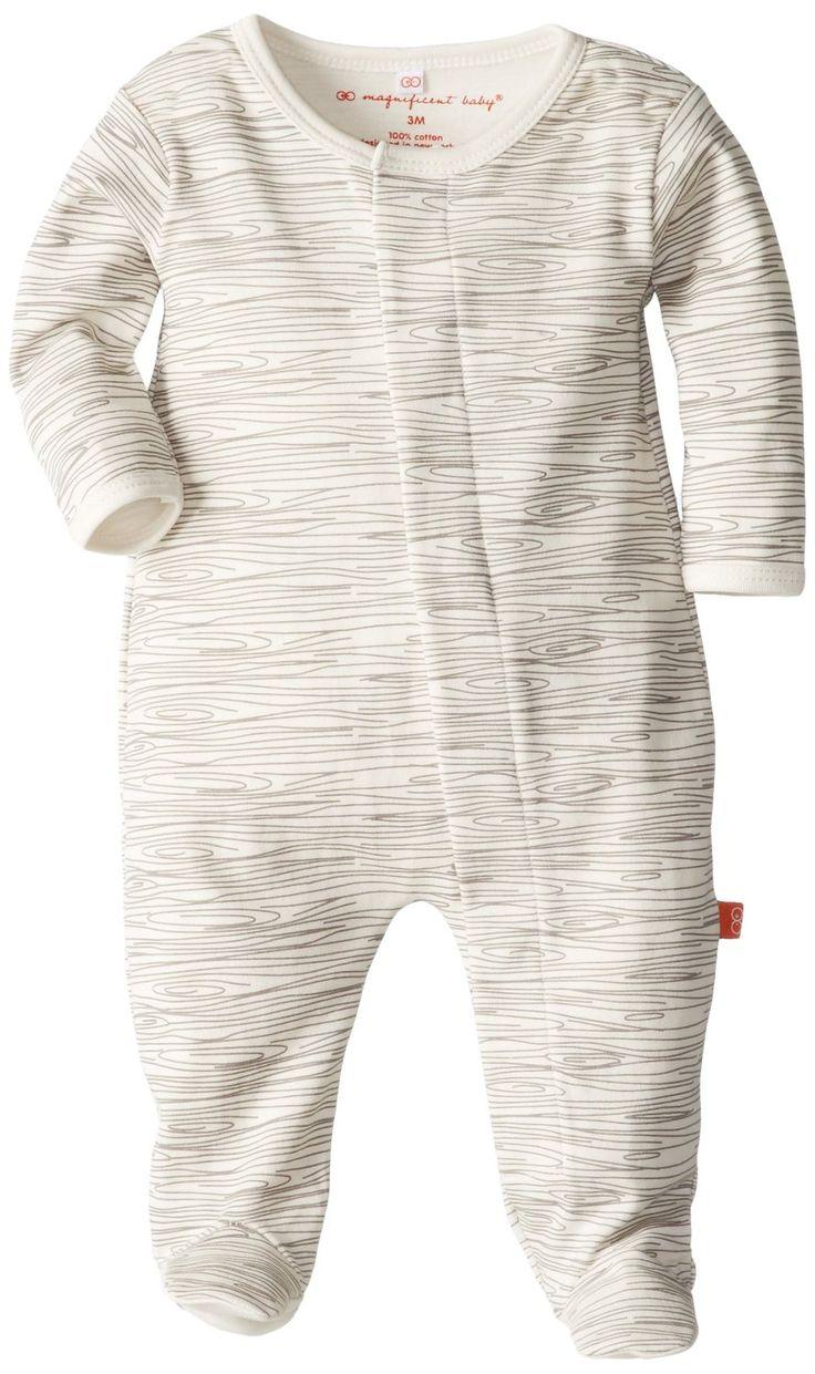 Amazon.com: Magnificent Baby Unisex-Baby Newborn Footie ...