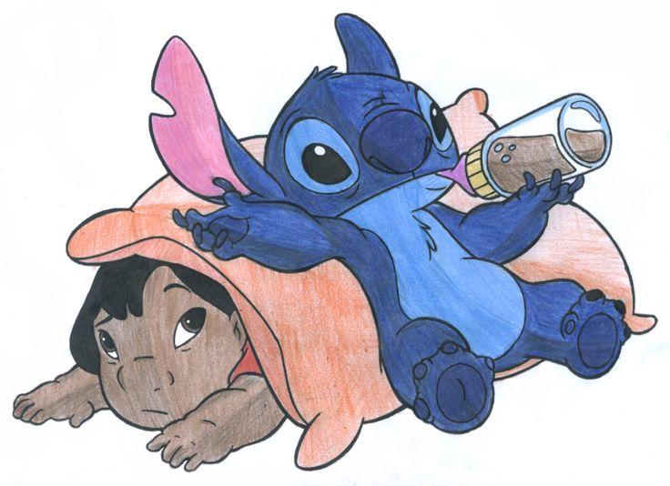 41 best Lilo  Stitch images on Pinterest  Lilo stitch Draw and