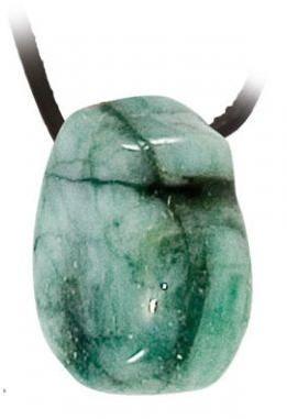 Smaragd A trommelsteen hanger geboord - 2.5-3.5 cm (2 stuks) - bestellen Bekijk in de Patipada webshop https://patipada.nl/yogameditatie/smaragd-a-trommelsteen-hanger-geboord-2-stuks/