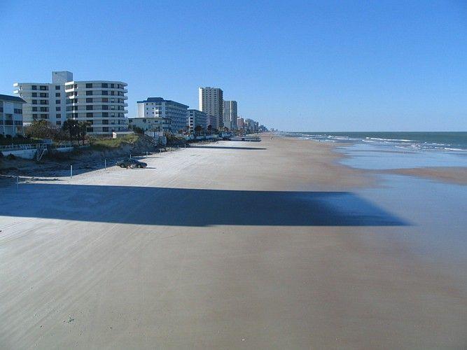 Daytona beach pinterest for Daytona beach fishing pier