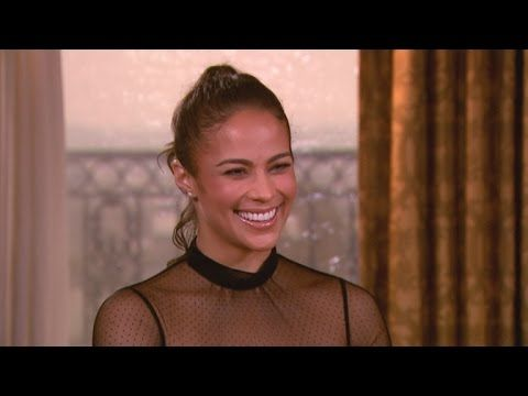 Paula Patton Talks Finding 'Another Perfect Match' After Robin Thicke Di...