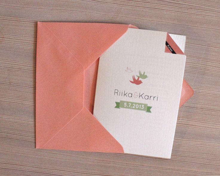 Kutsut, design by Riika Anundi