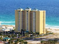 Emerald Isle Vacation Rental - VRBO 134098 - 3 BR Pensacola Beach Condo in FL, Spectacular 3 BR Emerald Isle Gulf Front - Beautifully Furnished