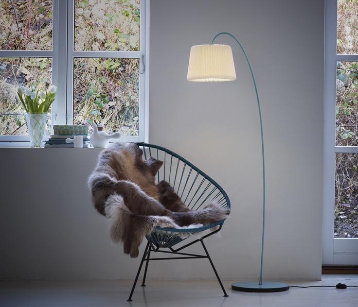 Le Klint lamp.
