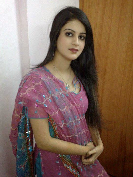 Beautiful Girls Pictures  Cute Simple Indian Punjabi Girl -8955