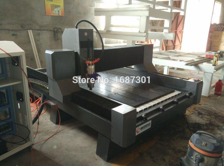 discount price China Jinan marble cnc stone engraving machine 1325/granite 3d stone cnc router#machine