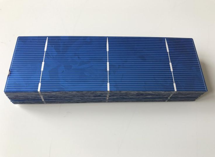 Polycrystalline Solar Cells 1.4W A Grade 152mm52mm The Toppest Quatliy Solar Cell Panel 40pcs/lot Freeshipping