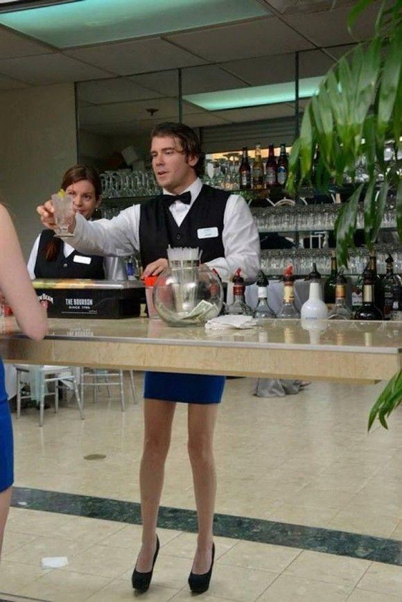 Half Waiter Half Woman Optical Illusion - http://www.moillusions.com/half-waiter-half-woman-optical-illusion/