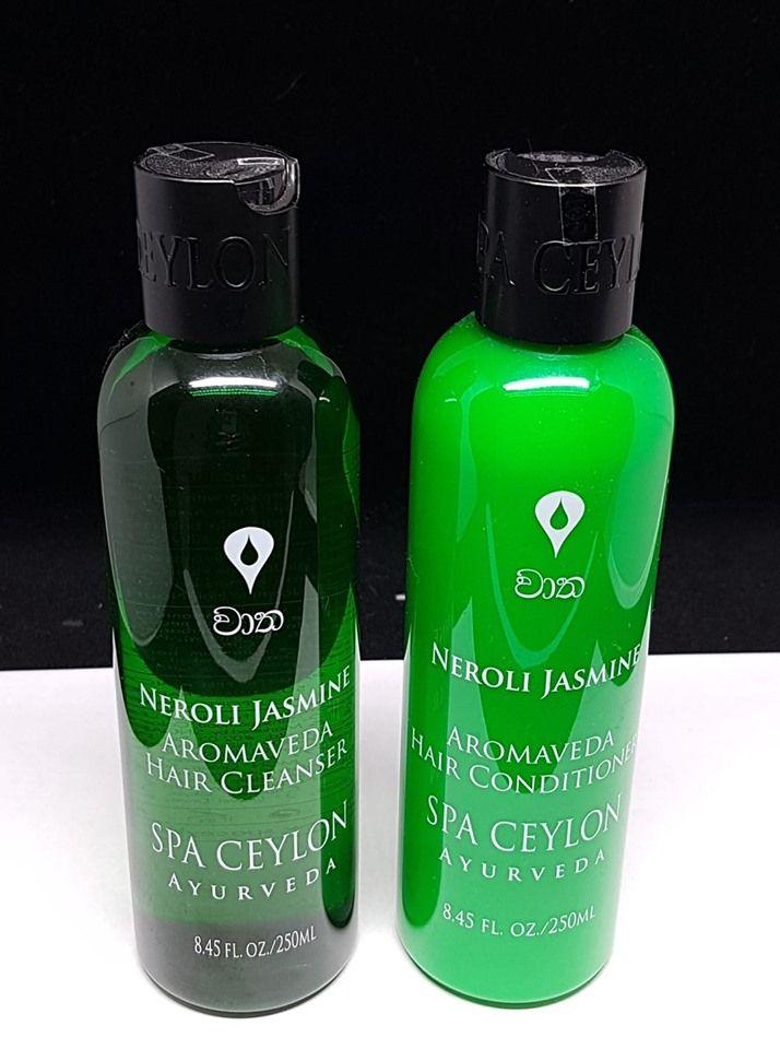 Discover Our Spa Ceylon Natural Ayurveda Scalp Hair Care