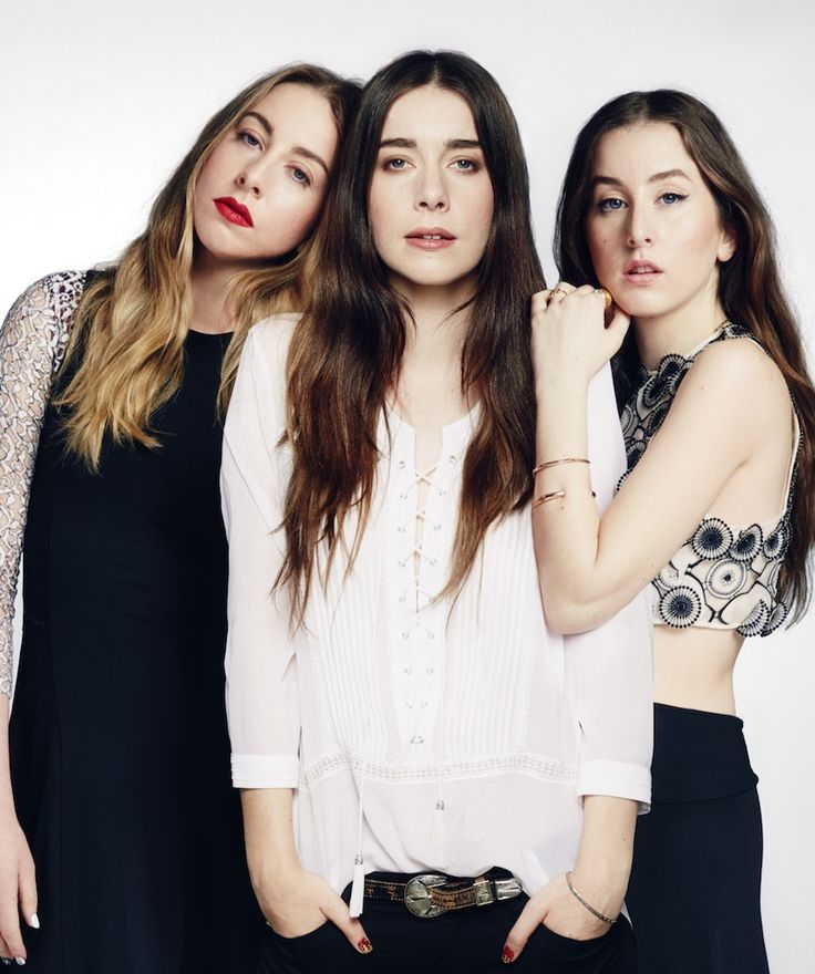 Our June/July cover is all about the ladies of Haim